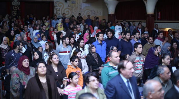 "Closing ceremony  of CEOSS ""Combating Poverty"" project in Cairo"