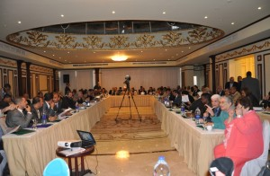 "CEOSS Holds a Conference on ""A New Constitution for a New Society"" in Luxor"
