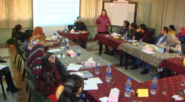 Training program for community leaders working in the field of Reproductive Health