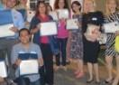 Achievements of Community Based Rehabilitation program in May 2014